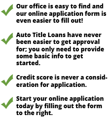 Auto Title Loan USA